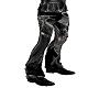 pantalone uomo dark