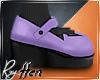Purple Devil Shoes