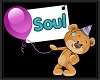 SOUL bday balloons
