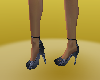 black beautiful heel sho