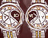 Couple watches F