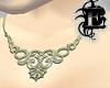 DCUK Marcasite necklace