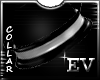 EV White RubbeR Collar