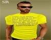 {SR}Yellow Shirt