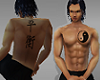 K yin an yang tattoo
