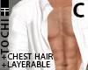 #T Chest Hair HD #Charm
