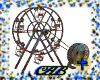 Rustic Ferris Wheel