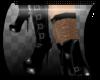 *J Mystery Blk Boots V2
