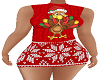 Christmas dress turkey