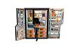 ~KJ~ Blk front fridge