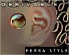 ~F~DRV Shera Earrings