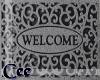 ~C~ Dream Welcome Mat
