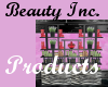Beauty Inc. Products