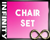 Infinity Chair Set