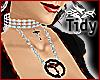 [T] Chain Collar