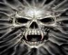 Dark skull tee