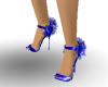 blue lightning shoes
