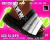 m. UGG Slides - Multi