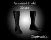Armored Field Boots