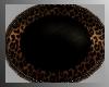 [ves]drk cheetah rug
