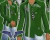 Underground Shirt Green