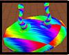 Rainbow bouncyball