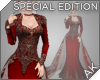~AK~ Royal Gown: Ruby