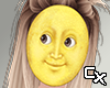 Moon Emoji Mask Y | F