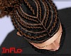 INFLo| Braided Curl| Mix