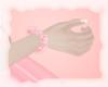A: Floral wrists