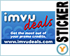 imvudeals.com Sticker 1