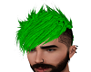 Neon Green Mohawk