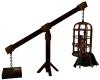 Dark Castle Hang Chair