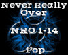 Never Really Over -Pop-