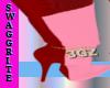 PinkRed Boot