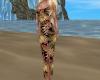 beach brown palm