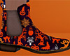Halloween Ankle Boot 1 M