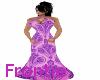 pinkpur[ple dress