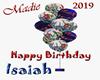 Isaiah BD Balloons/Ani
