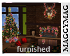Xmas Warmth/Furnished