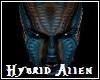 Hybrid Alien Skin