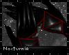 {N}Cyborgia Red Gloves