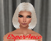 Khloe Platinum Hairstyle
