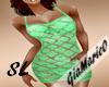 g;Traci green slim