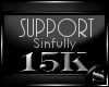 !S! Support-15k (15,000)