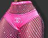 ღ CC Pink Net Pants