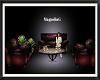 ~MG~ WinterRose Sofa Set