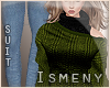 [Is] Fall Sweater Olive2