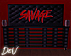 !D Savage Headboard