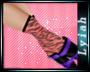 Clawdeen Wolf Stockings
